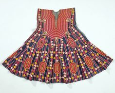 Africa | Tunic from the Fon people of Benin | ca. end of the 19th century | Cotton