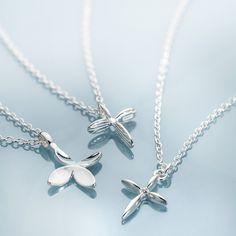 Kalevala Koru / Kalevala Jewelry / CROSS OF FRIENDSHIP, CROSS OF HOPE & CROSS OF HAPPINESS design Tiina Lahtinen