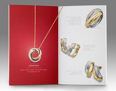 """Consulta este proyecto @Behance: """"Catálogos de joyas impresos"""" https://www.behance.net/gallery/26579701/Catalogos-de-joyas-impresos"""