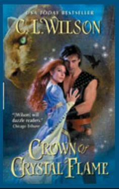 """Crown of Crystal Flame Volume 5 (Final book) of the """"Tairen Soul series"""