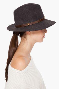 rag   bone floppy brim hat Fedora Hats 7753fb17168a