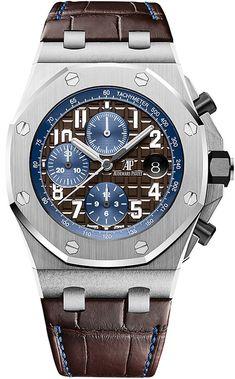 Audemars Piguet's Imposing And Unique Pieces: The New Luxury Watches Audemars Piguet Gold, Audemars Piguet Diver, Audemars Piguet Watches, Panerai Watches, Modern Watches, Stylish Watches, Luxury Watches, Cool Watches, Watches For Men