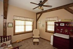 Barn Wood Home   Great Plains Western Horse Barn Home Project Gallery MBA1010   Photo Gallery