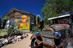Pictures: Driving Route 66 -- National Geographic Travel