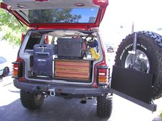 Please share photos of your cargo area. - Page 32 - NAXJA Forums -::- North American XJ Association