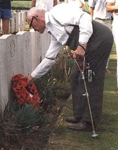 The Poppy and Help for Wounded Ex-Servicemen:   During the winter of 1918/1919 Moina Michael continued working for the Staff of the Overseas YMCA Secretaries....