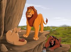 The Pride Lands is gonna get weird. Lion King Randomness by Leopard… Random Kiara Lion King, Lion King Simba's Pride, Lion King Fan Art, Lion King 2, Lion King Movie, Simba Disney, Disney Lion King, Disney And Dreamworks, Heros Disney
