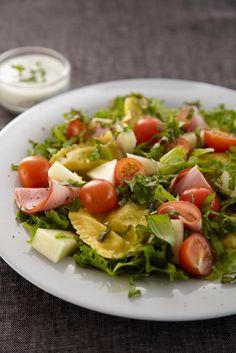 Kinkku-raviolisalaatti | K-Ruoka #pasta