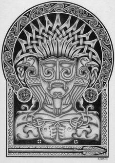 LUG LÁMFHOTA (Lugh, Luga; Lámfada, Lámfhada, Lámhfhada) the long-armed hero was the mercurial champion of Irish tales.