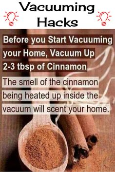 This WORKS!  Vacuuming smell is GREAT!  Vacuuming Hacks -  vacuum tips - vacuuming tips - vacuum hacks - lightweight vacuum cleaners for the elderly