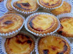 Pasteis de nata : la recette facile Vous pouvez acheter les moules pour réaliser ces pâtisseries sur la boutique en ligne www.portugalinbox.com