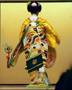 Kimono Obi (IMG_05493) by One Finger Snap, via Flickr