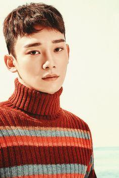 woahhhh so handsomeee 🙈🙊 Exo Chen, Chanyeol, Kyungsoo, Kai, Kim Jongdae, Xiu Min, Kpop Exo, Exo Members, Boy Bands