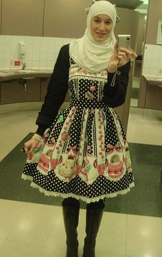 Muslim lolita 2