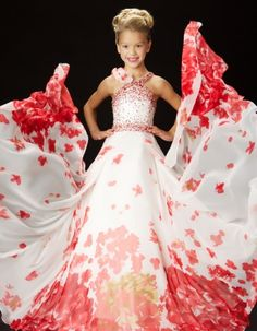 gasp! this could be the flower girl dress to match my kimono wedding dress!!! yesssssss!!!!!