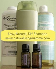 DIY Anti Dandruff Shampoo — Homestead and Survival