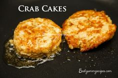 Crab Cakes with Spicy Mayo