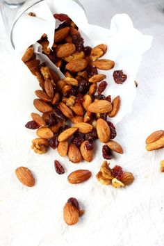 Vanilla Almond Nut Mix  on MyRecipeMagic.com