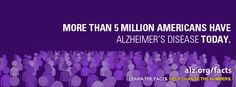 Alzheimer's Disease Facts and Figures report – get the latest statistics on the impact of Alzheimer's and dementia in the United States. Dementia Facts, Dementia Care, Alzheimer's And Dementia, Alzheimer's Symptoms, Disease Symptoms, The Cure, Alzheimer's Disease Facts, Alzheimer's Walk