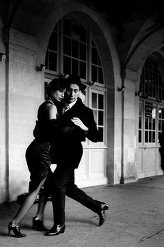 Tango, my new passion