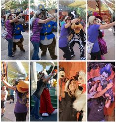 Tips for Taking Character Selfies at Disneyland and Disney World