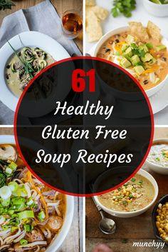 Best Healthy Gluten Free Soup Recipes