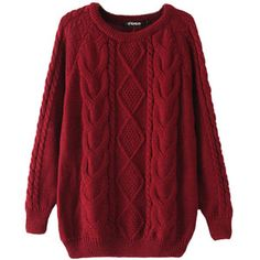 Chicnova Fashion Knitted Knitwear