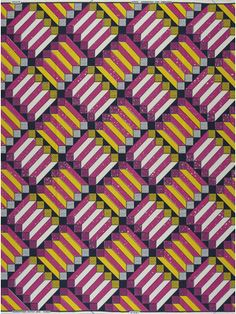 VLISCO - NOW ON SALE - WAX BLOCK FABRIC FROM THE JEU DE COULEUR COLLECTION