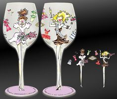 Wine Glass- Bridesmaid