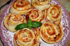 Mini - Pizzaschnecken 1