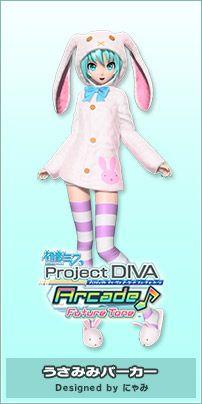 163- Usamimi Parker - Hatsune Miku MODULES PDAF