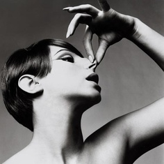 Barbra Streisand by Richard Avedon (1965)