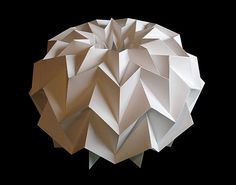 Matt Shlian: the universe in origami