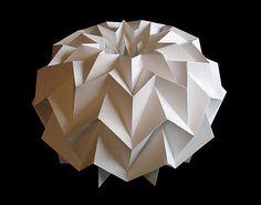 Matt Shlian: the universe in origami