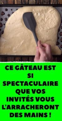 Ce gâteau est si spectaculaire que vos invités vous l'arracheront des mains … This cake is so spectacular that your guests will pull it out of your hands! Quick Dessert Recipes, Crepe Recipes, Easy Cake Recipes, Desserts With Biscuits, Beignets, Russian Recipes, Mousse, Food And Drink, Cooking Recipes