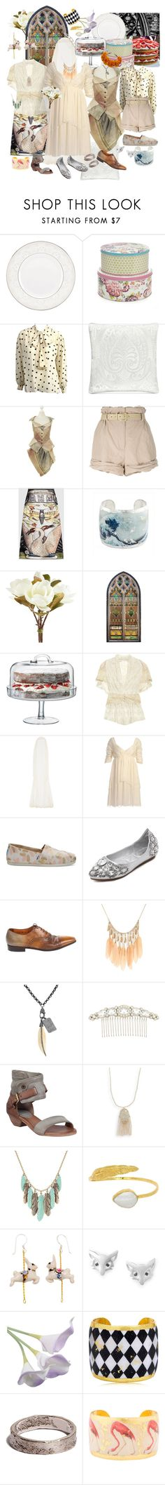 """""""Wedding set 2"""" by amanda-anda-panda ❤ liked on Polyvore featuring Kate Spade, At Home with Ashley Thomas, Yves Saint Laurent, J. Queen New York, Vivienne Westwood, Moschino, Gucci, Pier 1 Imports, LSA International and Anna Sui"""