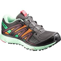 uk availability 3086f 79068 Salomon - X-Mission 3 Trail Running Shoe - Women s - Autobahn Lucite Green