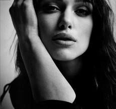 Kiera Knightly ...I wish I looked like her.