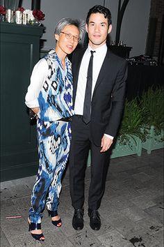 Karen Altuzarra and Joseph Altuzarra.