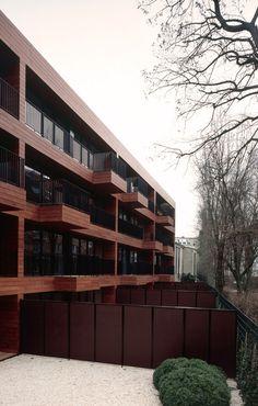 blauraum: Architektur