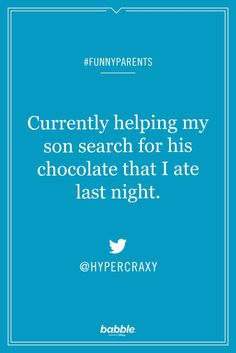 Few people are as funny as parents on Twitter. These are our favorite parenting tweets from the last week. #funnyparents