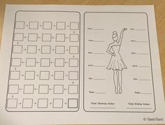 Bullet Journal printable (free for blog subscribers) updated weight loss and inches lost trackers - Planet Plan It