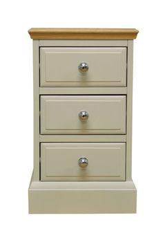 Sadat Oak Chest Drawers Narrow Fully Assembled Bedroom