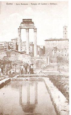 Roma Sparita - Foro Romano