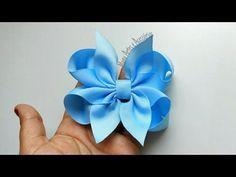 DIY - PAP Laço Sophia - Laço Facil/Tie Sophia - Easy Tie /Легкая петля - YouTube