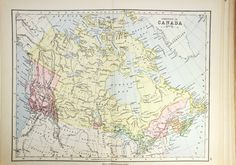 The Dominion of Canada wasn't born out of revolution, or a sweeping outburst of… Path To Citizenship, Test Taking, Historical Maps, Vintage World Maps, Challenges, Concept, Questions, History, Illustration