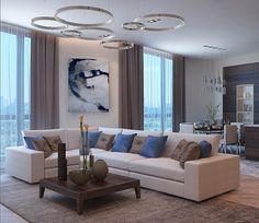 Home Decoration Design Ideas Living Room Modern, Living Room Sofa, Living Room Designs, Living Room Decor, Bright Apartment, Apartment Interior, Apartment Design, Sofa Design, Interior Design Boards