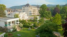 Stay at the luxurious Brenners Park-Hotel & Spa, Oetker Collection in Baden- Baden , Germany, and work with a Virtuoso travel Advisor to receive your free upgrades and amenities. Luxury Spa Hotels, Luxury Escapes, Hotels And Resorts, Park Hotel, Hotel Spa, Baden Germany, Health Retreat, Fancy Houses, Grand Hotel