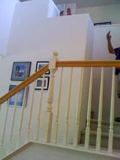 Before & After: Transforming a Boring Staircase