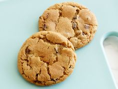 Two Cookies : Scoop cookie dough and freeze the scoops. Store in the freezer. Bake two of them. Eat them with a glass of milk. Share if you are nice.